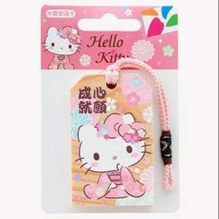 🚚 Hello kitty 御守造型悠遊卡