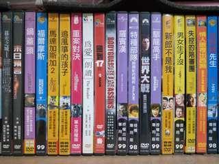 🚚 經典、熱門DVD電影
