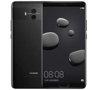 Huawei Mate 10, 4+64gb, 港行,有保至2019年4月9日