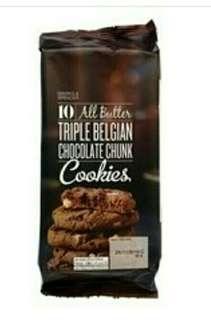 Marks&Spencer TripleBelgianChocolate ChunkCookies