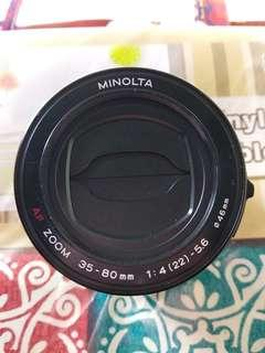 AF zoom 35-80