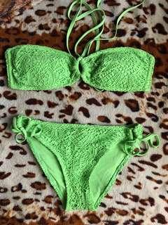 Two piece - Green