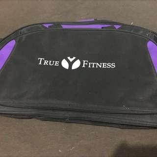 True Fitness Duffel/sling Bag