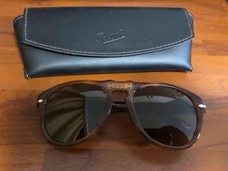 Persol 649 Terra Di Siena Sunglasses
