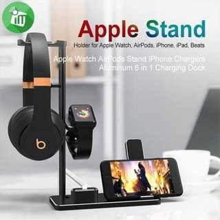 i-Smile XingYi Series Multi-Function Charging Stand Apple iPhone Watch Beats Headphone