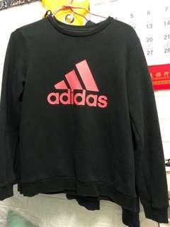 Adidas 衛衣 圓領 8成新 童裝 152
