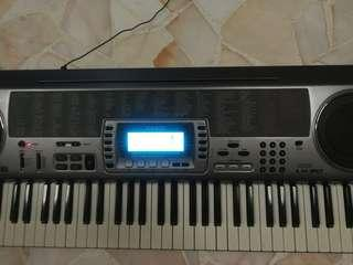 🚚 Casio Keyboard or Electronic Piano Or E-Keyboard Or Key Lighting Keyboard Or Casio LK-80 Or LK80