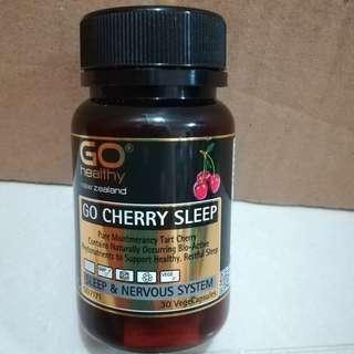 GO Healthy GO Cherry sleep 30s