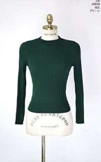 NEW Long sleeve ribbed Top