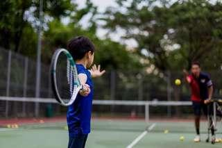 Singapore's Leading Tennis Academy for Kids