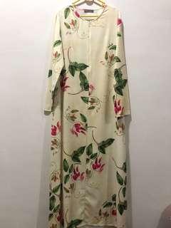 Poplook Jubah Dress (size: M)