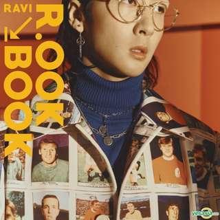 RAVI – R.OOK BOOK (2ND MINI ALBUM)