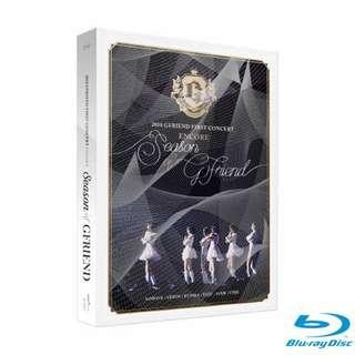 GFRIEND – 2018 GFRIEND FIRST CONCERT [SEASON OF GFRIEND] ENCORE DVD (2 DISC)