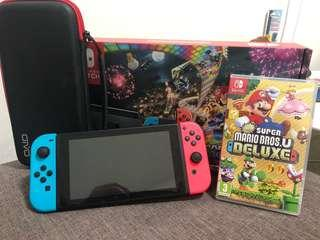 """Nintendo Switch """"Special Offer"""""""
