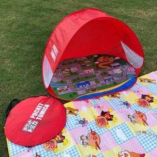 🍕野餐必備,出清售完不補🍔日本Tomica戶外帳篷 秒開帳篷