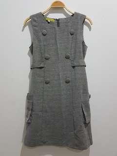 Grey Dress - Arithalia