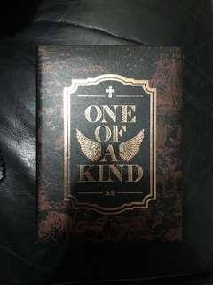 G Dragon 'one of a kind' album/專輯