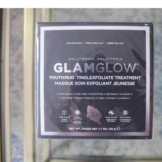 NEW Glamglow Youthmud Tinglexfoliate Treatment Full Size