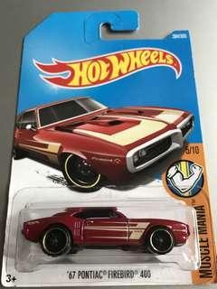 67 Pontiac Firebird