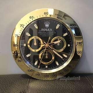 🚚 Rolex wall clock Daytona series