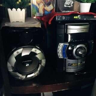 Pioneer Sound System (UltraBass) RSM400DV
