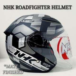 🚚 NHK ROADFIGHTER HELMET..🤗!!