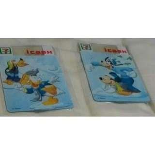 🚚 迪士尼 icash,#賣場內另有悠遊卡、一卡通、icash