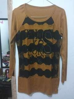 Atasan Sweater