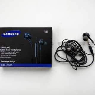 Headset/ Earphone Samsung S8+ Design by AKG Original