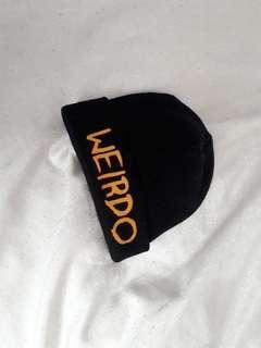 Vintage Jeffree Star 'Weirdo' Hat