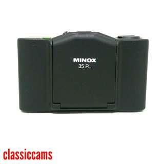 Minox PL Pocket 35mm Film Camera