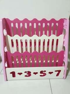 book shelf or rack for Children