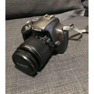 Canon EOS Rebel T3 with Camera Bag
