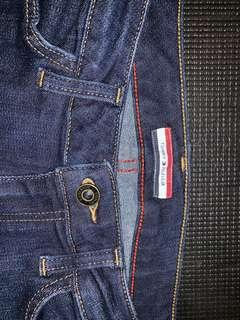 Tommy Hilfiger dark wash jeans