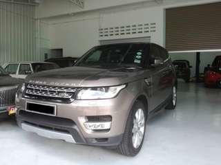 Land Rover Range Rover Sport 3.0 Diesel Auto