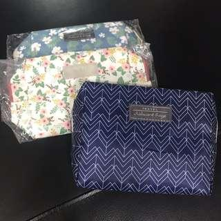 🚚 BN 3 for $5 Cosmetic Pouch