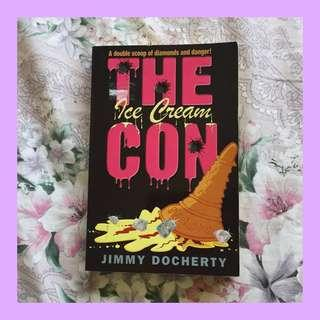 Book: The Ice Cream Cone by Jimmy Docherty