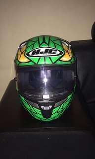 HJC Green Mamba (Limited edition)