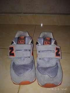 Sepatu New Balance for kids original