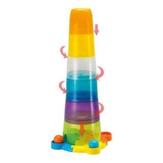Winfun Stack 'N Roll Fun Balls and Cup Baby Toy