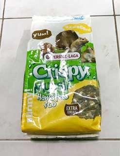 Hamster Food: Versele-Laga Crispy Muesli with Extra Cereals