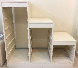 🚚 Ikea Trofast Storage Shelves ( without drawers )