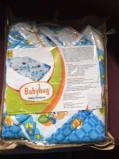 Babyhug Hooded Quilt