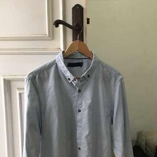 Zara basic shirt M