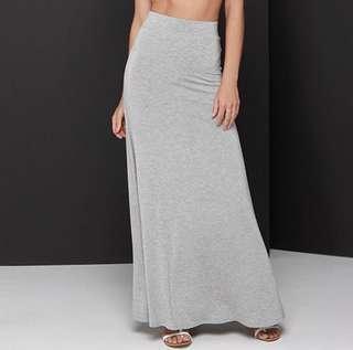 Dark Grey Skirt