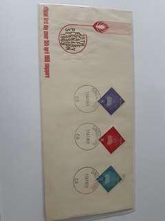 Singapore FDC 1969