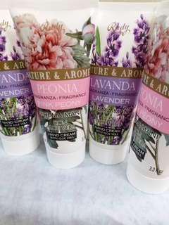 Hand Cream* Nature & Arome 潤手霜
