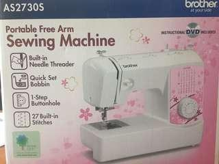 🚚 Brother Sewing Machine - AS2730s