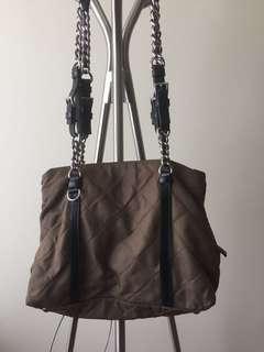 Reduced price* Prada quilted shoulder bag