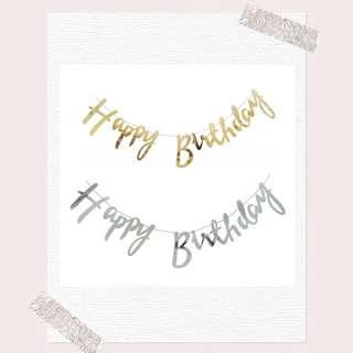 [po] happy birthday banner